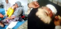 Punjabi Mother & Father Badly Beaten by Son over Land f
