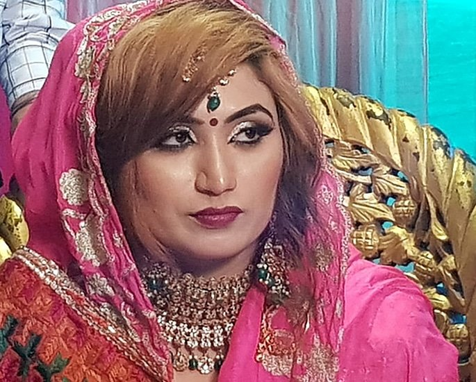 Punjabi Pakistani Bride marries Indian Groom in Punjab 2