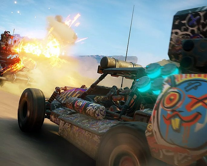 RAGE 2 What to Expect from the Unexpected Sequel - details