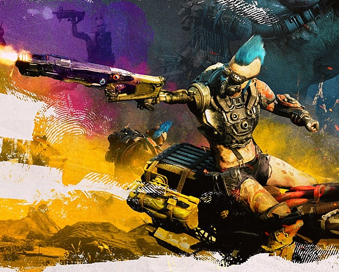 RAGE 2 What to Expect from the Unexpected Sequel - improvements