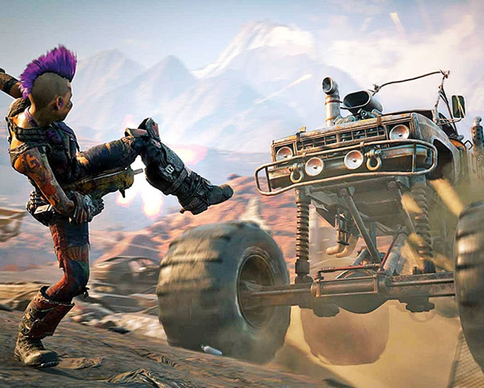 RAGE 2 What to Expect from the Unexpected Sequel - plot