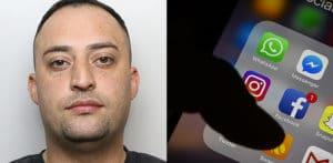 बलात्कारी परवेझ अहमदने तुरूंगात फेसबुक अपडेट करत पकडले