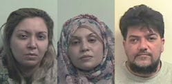 Saima Hayat and Two Friends jailed for Murdering Husband