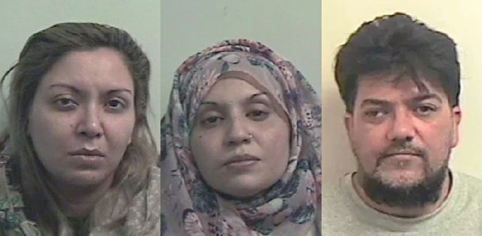 Saima Hayat and Two Friends jailed for Murdering Husband f