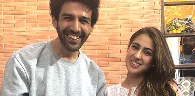 Sara Ali Khan and Kartik Aaryan's film gets a Title f