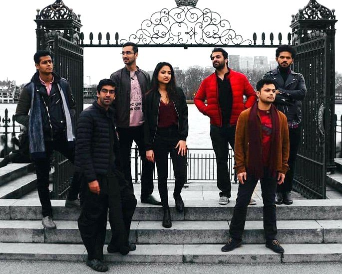 Side Partition talk Band, Teri Hi Barqat & Journey - Band 1