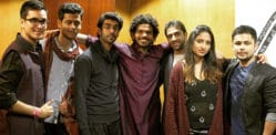 Side Partition - A Band of Musical Unity with 'Teri Hi Barqat'