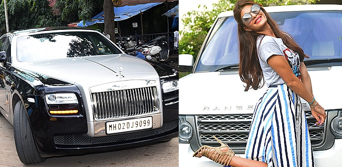 Sports and Luxury Cars owned by Bollywood Actresses f
