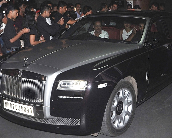 Sports and Luxury Cars owned by Bollywood Actresses - priyanka