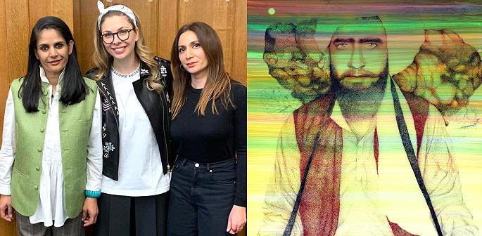 Stellar Gender Artistic Debate with Faiza Butt & Dr Sonia Datta f