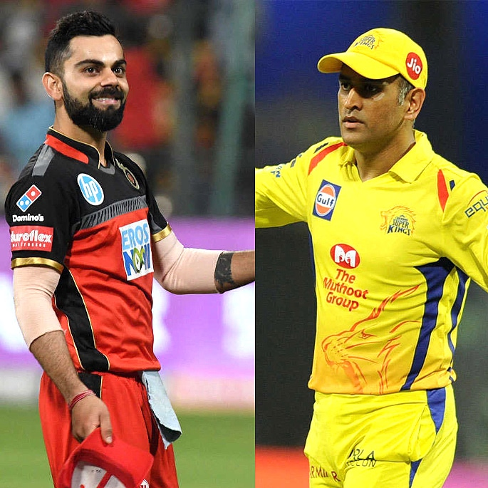 The 8 Cricket Teams and Squads of IPL 2019 - Virat Kohli, MS Dhoni