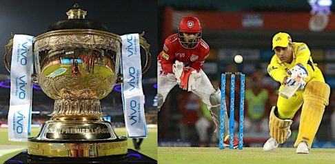 The 8 Cricket Teams and Squads of IPL 2019 f1