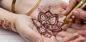 The History of Henna and Mehndi f