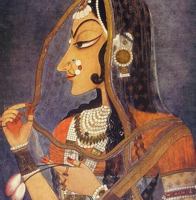 The History of Henna and Mehndi - mughals