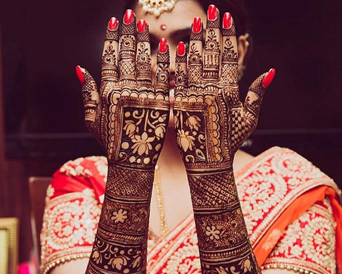 The History of Henna and Mehndi - wedding