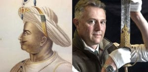 Tipu Sultan's stolen Treasure found in UK Family's Attic ft