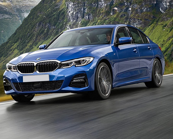 Top 10 Cars 'Stolen to Order' in the UK - 3 series