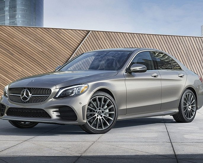 Top 10 Cars 'Stolen to Order' in the UK - c class