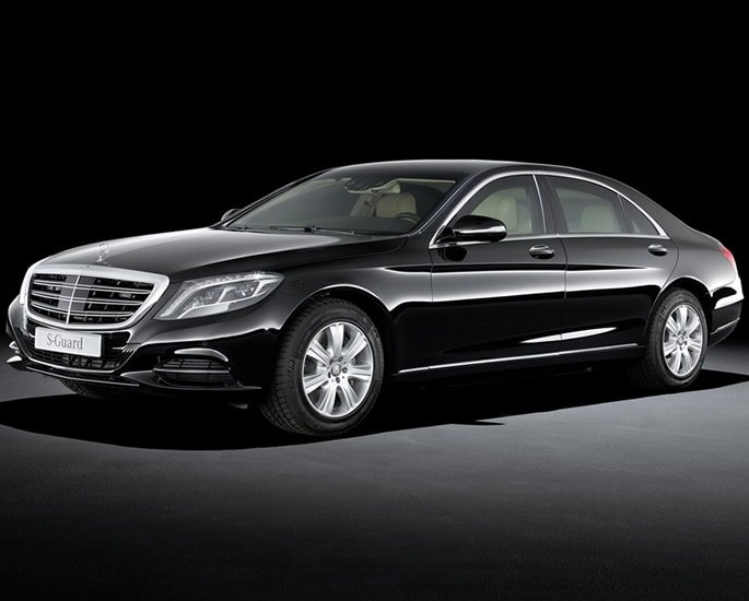 Top 10 Cars 'Stolen to Order' in the UK - s class