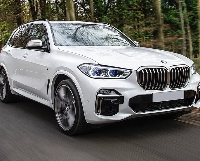 Top 10 Cars 'Stolen to Order' in the UK - x5