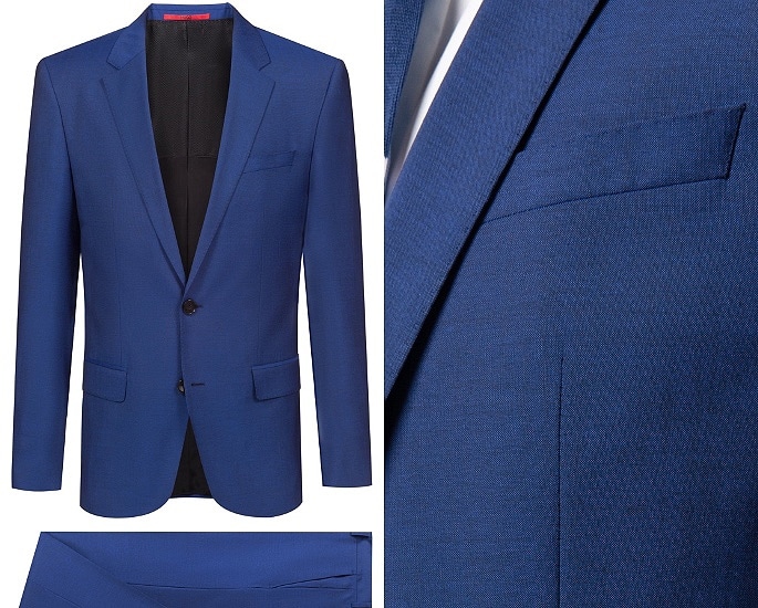 Top 12 Mens Suits for Work - Hugo Boss