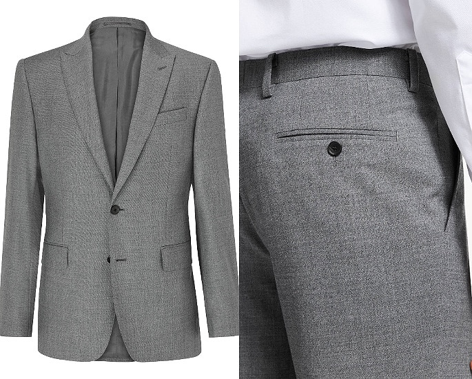 Top 12 Mens Suits for Work - John Lewis