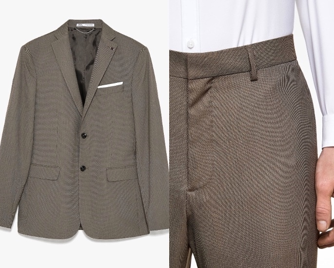 Top 12 Mens Suits for Work - Zara