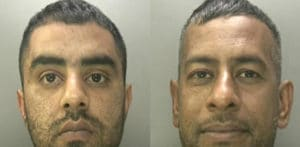 Two Men jailed for 'Cutting' Heroin in Birmingham House f