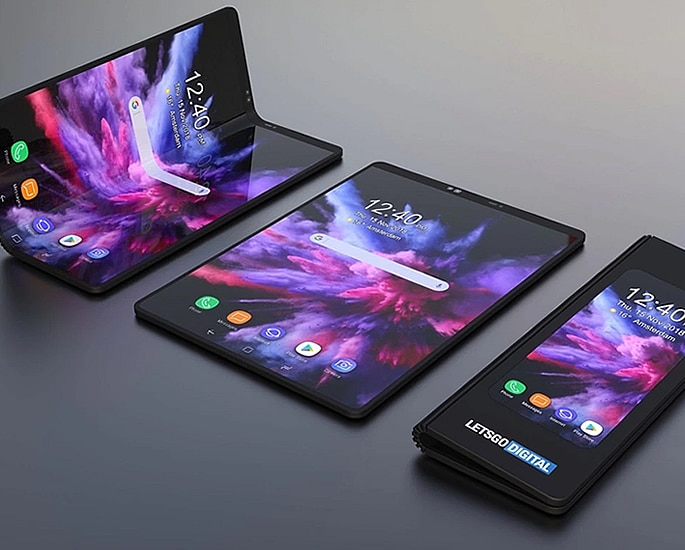 What to Expect from Mobile Phones in 2020 - foldable