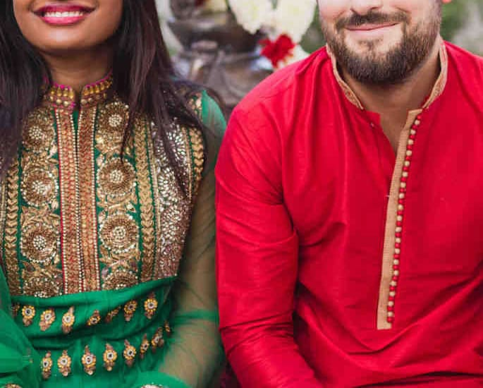 Why Divorced Asian Women Are Marrying Non-Desi Men - couple