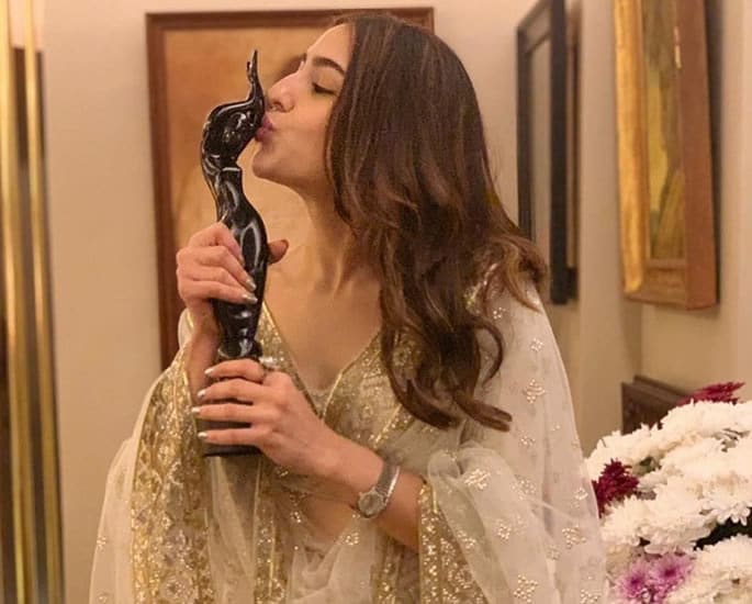 Winners of the 64th Filmfare Awards 2019 - sara ali khan