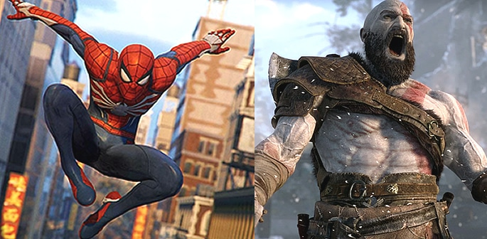 10 PlayStation 4 Exclusive Games you Must Play f