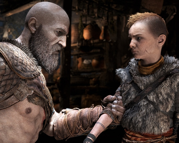 10 PlayStation 4 Exclusive Games you Must Play - god of war