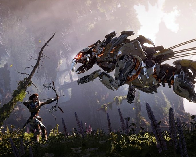 10 PlayStation 4 Exclusive Games you Must Play - horizon