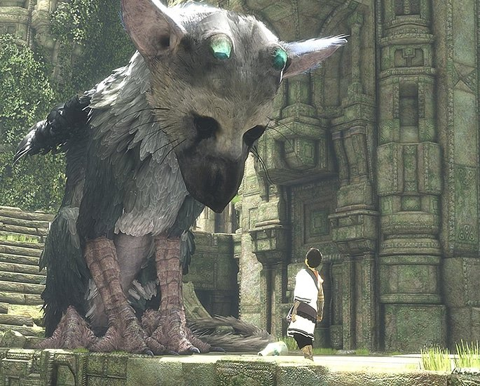 10 PlayStation 4 Exclusive Games you Must Play - last guardian