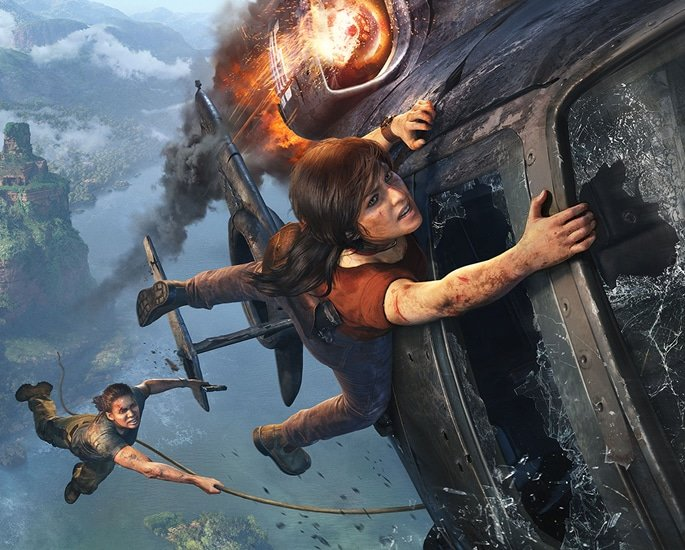 10 PlayStation 4 Exclusive Games you Must Play - uncharted tll