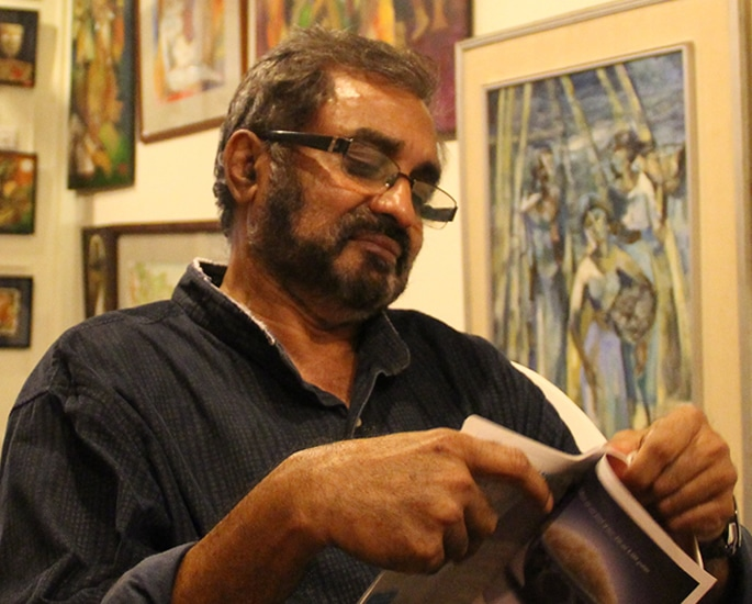 10 Sri Lankan Artists known for their Wonderful Art - segar