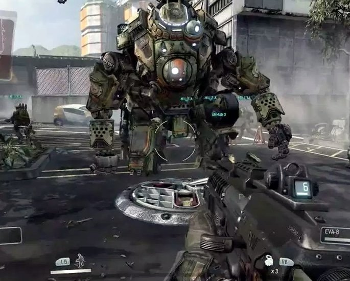 10 Xbox One Exclusive Games you Should Play - titanfall