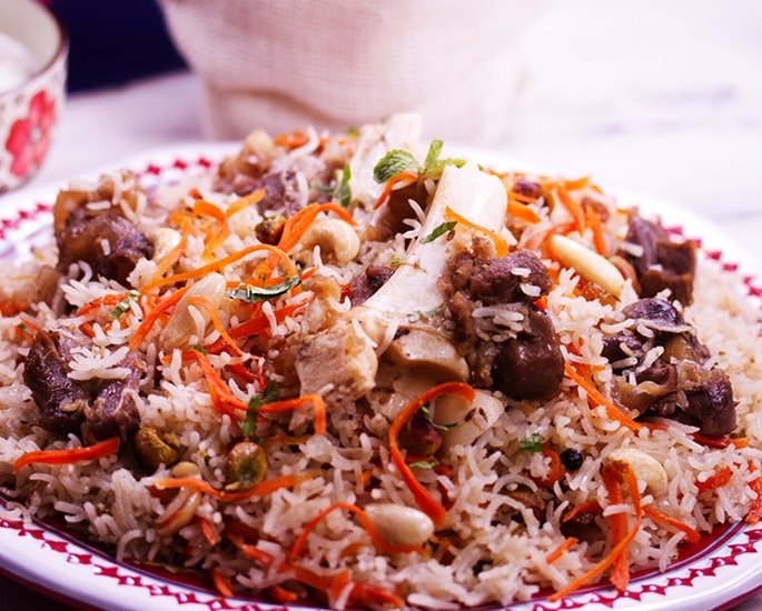 12 Best Regional Foods from Pakistan - Pulao