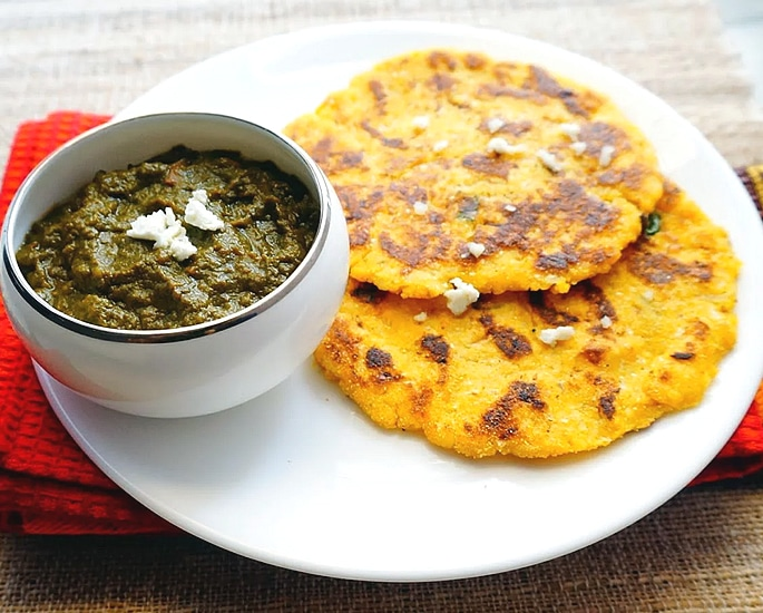 12 Best Regional Foods from Pakistan - saag