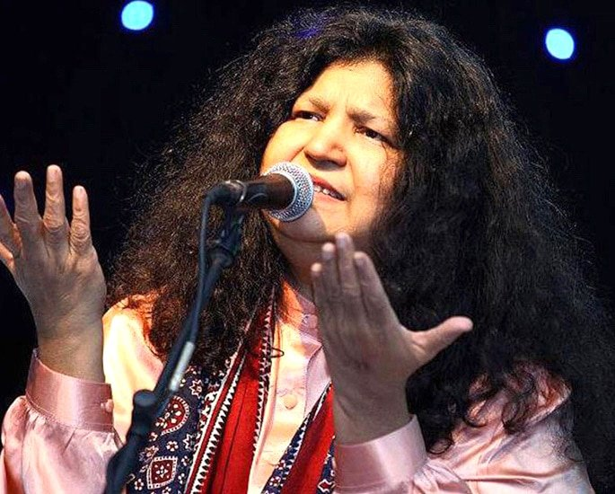 20 Best Pakistani Ghazal Singers of All Time - Abida Parveen