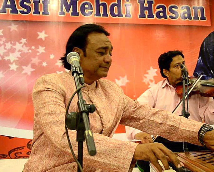 20 Best Pakistani Ghazal Singers of All Time - Asif Mehdi