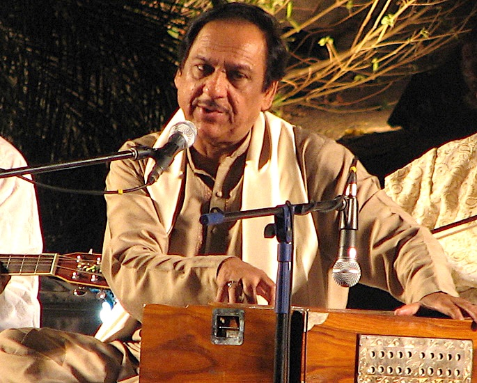 20 Best Pakistani Ghazal Singers of All Time - Ghulam Ali