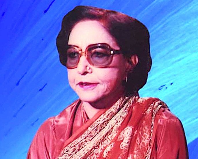 20 Best Pakistani Ghazal Singers of All Time - Malika Pukhraj 1