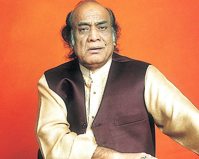20 Best Pakistani Ghazal Singers of All Time - Mehdi Hassan