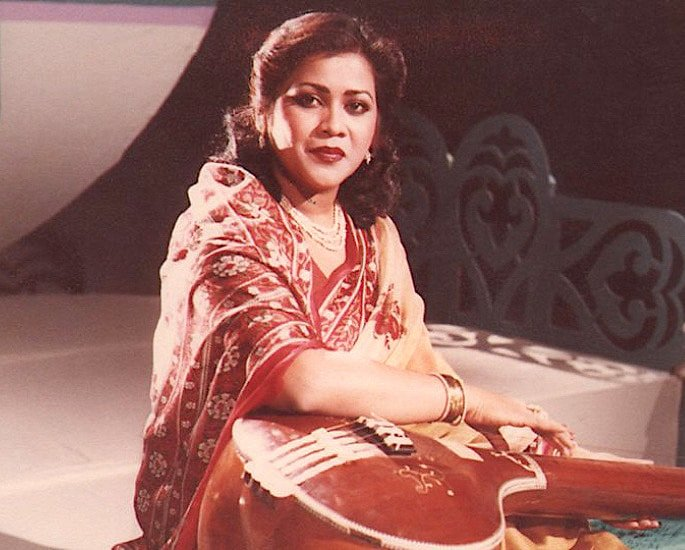20 Best Pakistani Ghazal Singers of All Time - Mehnaz Begum