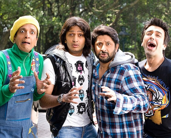 20 Top Bollywood Comedy Films to Make you LOL! - Dhamaal