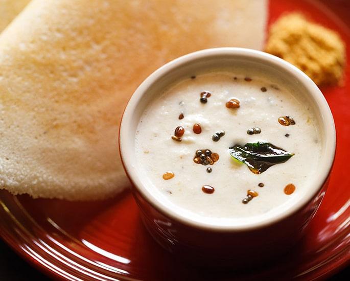 মজাদার 5 রান্না করা ভারতীয় চাটনি রেসিপি - নারকেল