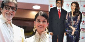 Amitabh Bachchan reveals Changes after Aishwarya joined Family f