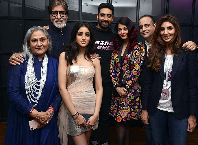 Amitabh Bachchan reveals Changes after Aishwarya joined Family